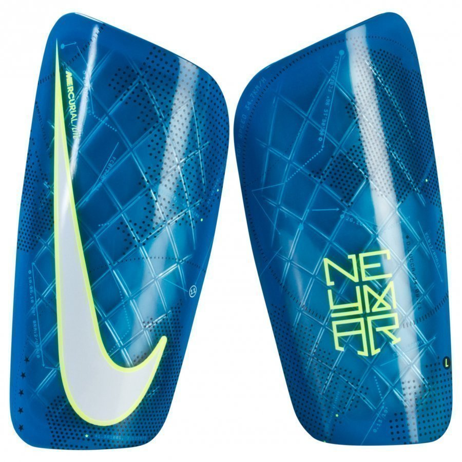 Nike Kids White Protegga Flex Football Shin Guards Säärisuojat