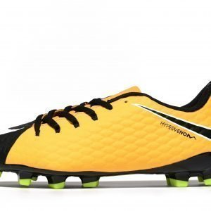 Nike Lock In Let Loose Hypervenom Phelon Fg Laser Orange / Black