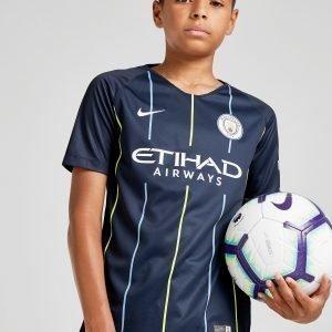Nike Manchester City Fc 2018/19 Away Shirt Laivastonsininen