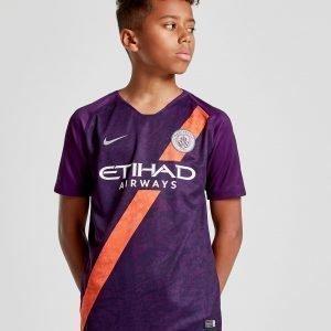 Nike Manchester City Fc 2018/19 Third Shirt Violetti