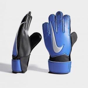 Nike Match Goalkeeper Gloves Maalivahdin Hanskat Sininen