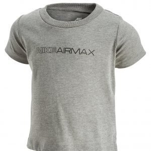 Nike Max T-Shirt Infant Harmaa