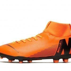 Nike Mercurial 360 Superfly Club Mg Oranssi