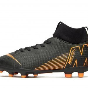 Nike Mercurial 360 Superfly Dynamic Fit Mg Musta