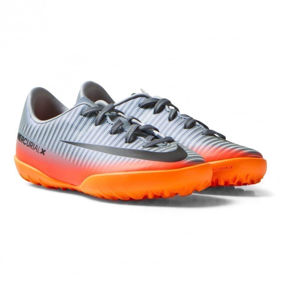Nike Mercurialx Victory Vi Cr7 Tf Cool Grey/Mtlc Hematite Jalkapallokengät