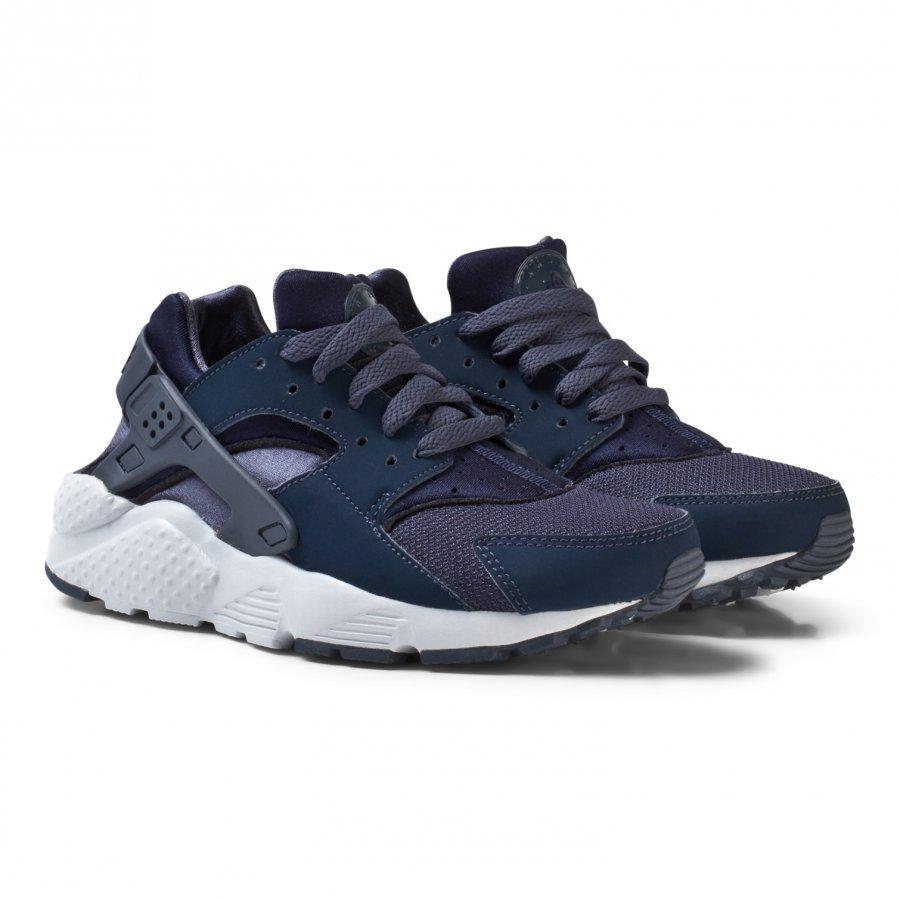 Nike Navy Huarache Run Sneakers Lenkkarit