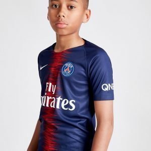 Nike Paris Saint Germain 2018/19 Home Paita Sininen