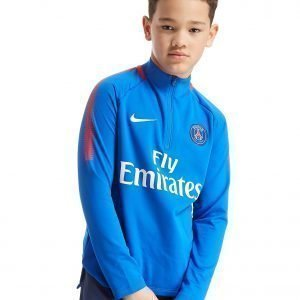 Nike Paris Saint Germain Squad Drill Top Sininen