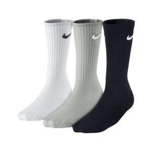 Nike Performance Crew Urheilusukat 3 Pack