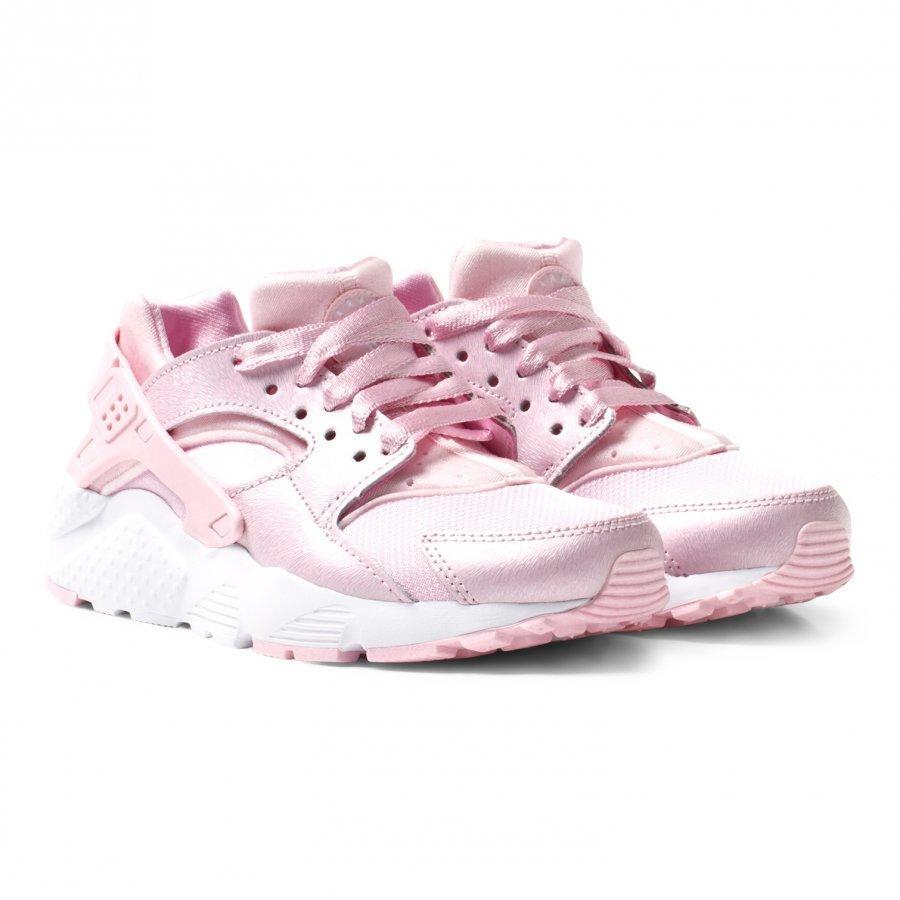 Nike Pink Nike Huarache Run Se Junior Sneakers Lenkkarit