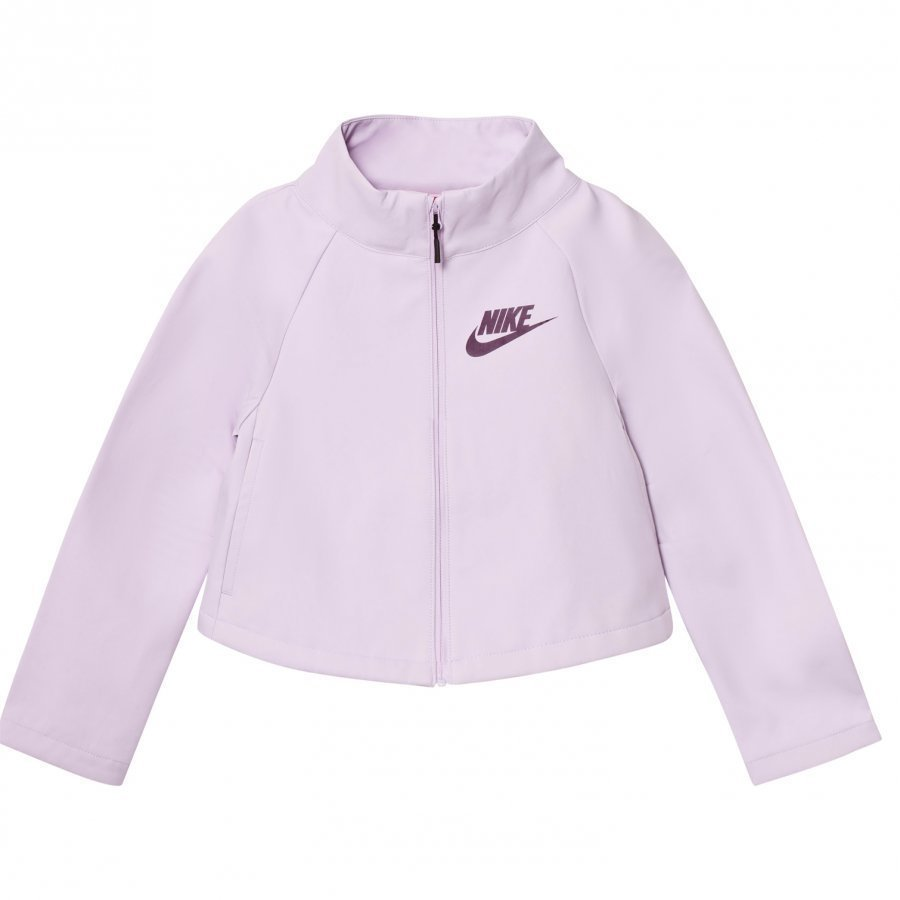 Nike Pink Tech Limit Woven Jacket Fleece Takki
