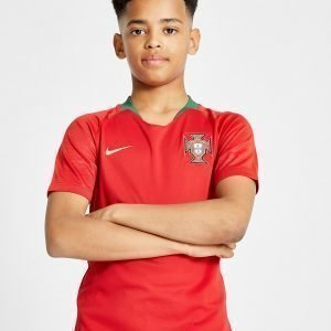 Nike Portugal 2018 Home Shirt Punainen