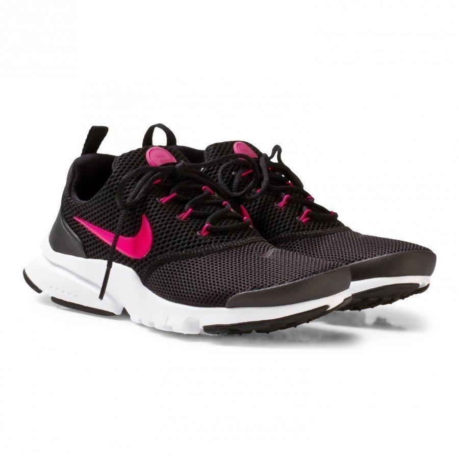 Nike Presto Fly Junior Shoe Black/Pink Lenkkarit