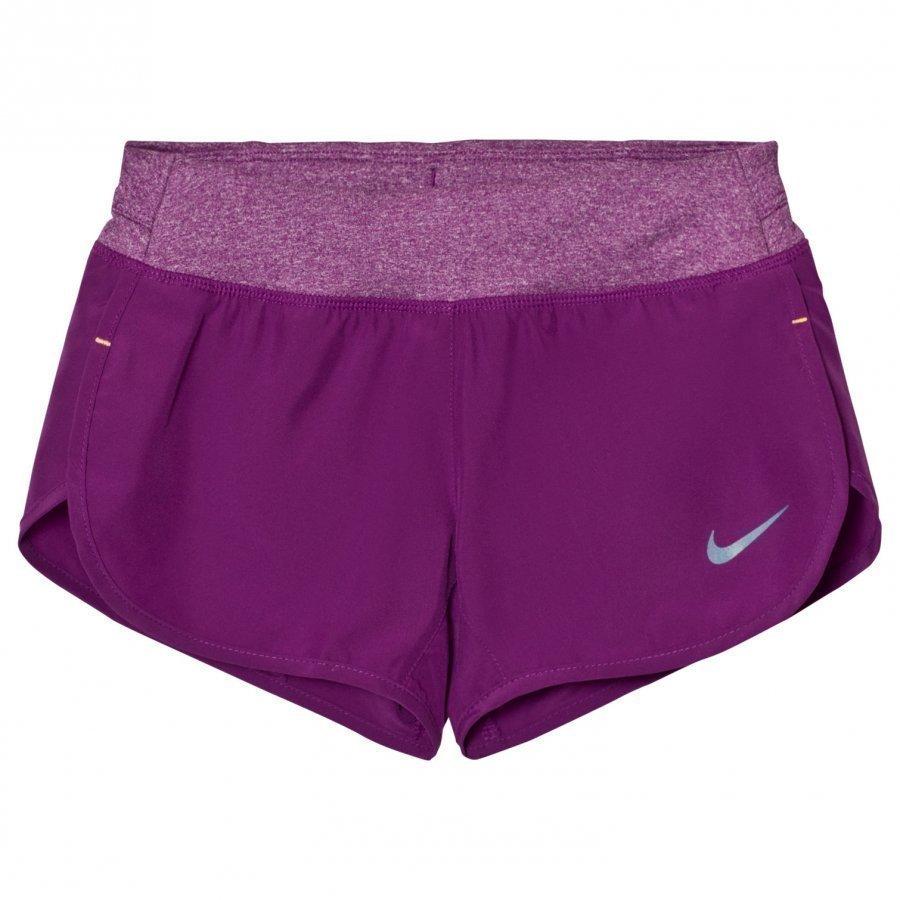 Nike Purple Nike Dry Rival Shorts Urheilushortsit