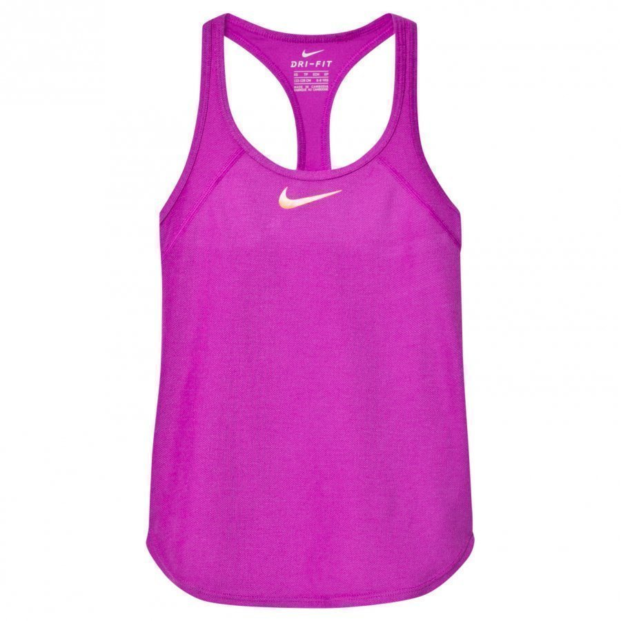 Nike Purple Tennis Slam Tank Top Liivi