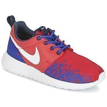 Nike ROSHE RUN PRINT JUNIOR matalavartiset kengät