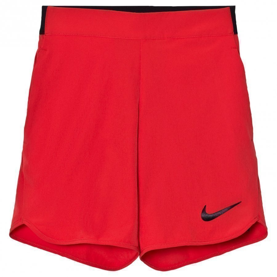 Nike Red Flex Ace Tennis Shorts Urheilushortsit