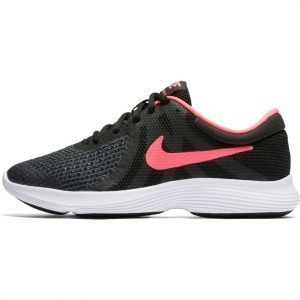 Nike Revolution 4 Juoksukengät Lasten Musta