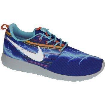 Nike Rosherun Print Gs 677782-401 matalavartiset kengät