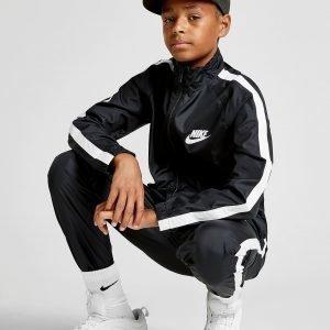 Nike Season Woven Suit Musta