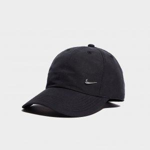 Nike Side Swoosh Cap Lippis Musta