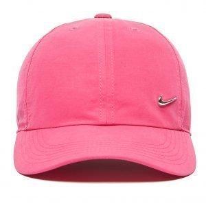 Nike Side Swoosh Cap Lippis Vaaleanpunainen