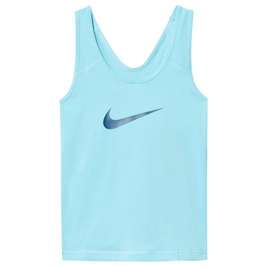 Nike Sky Blue Training Tank Top Liivi