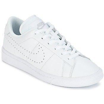 Nike TENNIS CLASSIC PREMIUM JUNIOR matalavartiset kengät