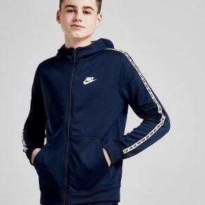 Nike Tape Poly Full Zip Huppari Sininen