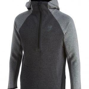 Nike Tech 1/4 Zip Hoodie Musta