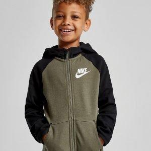 Nike Tech Essentials Full Zip Huppari Khaki / Black