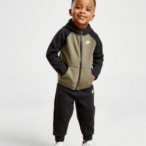 Nike Tech Essentials Verryttelyhousut Khaki / Black
