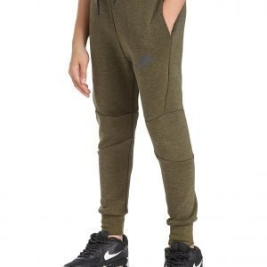 Nike Tech Fleece Housut Olive