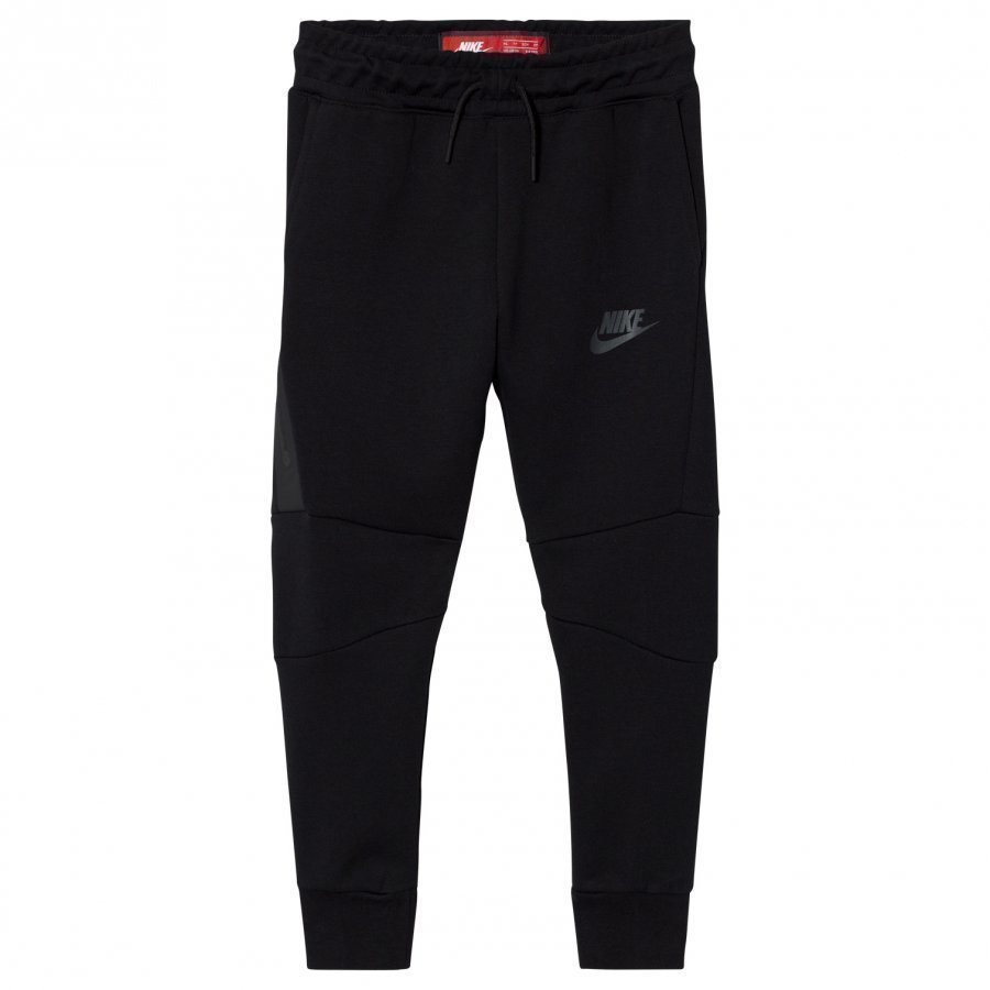 Nike Tech Fleece Pants Black Fleece Housut