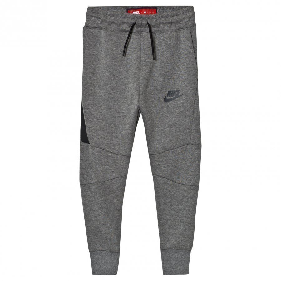 Nike Tech Fleece Pants Gray Fleece Housut