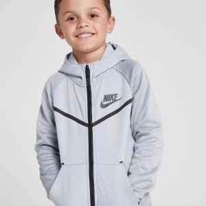 Nike Tech Full Zip Huppari Harmaa