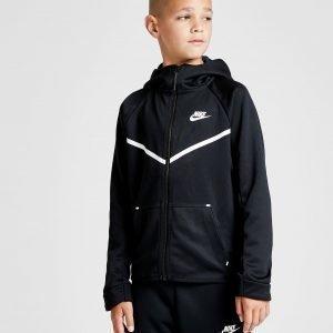 Nike Tech Poly Full Zip Huppari Musta