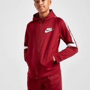Nike Tribute Poly Hoodie Punainen