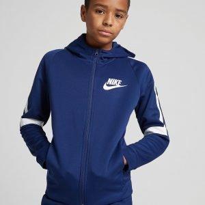 Nike Tribute Poly Hoodie Sininen