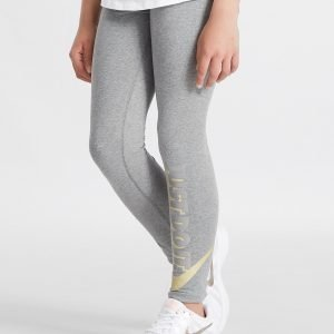 Nike Tyttöjen Just Do It Leggingsit Harmaa
