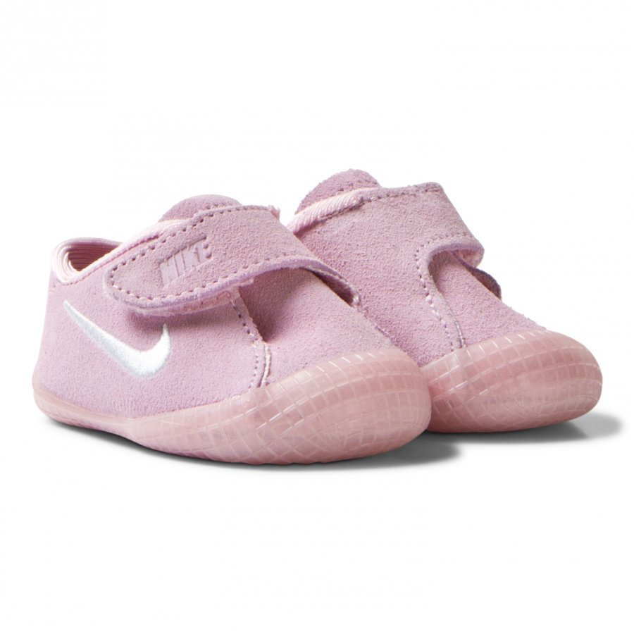 Nike Waffle 1 Crib Shoes Pink Lenkkarit