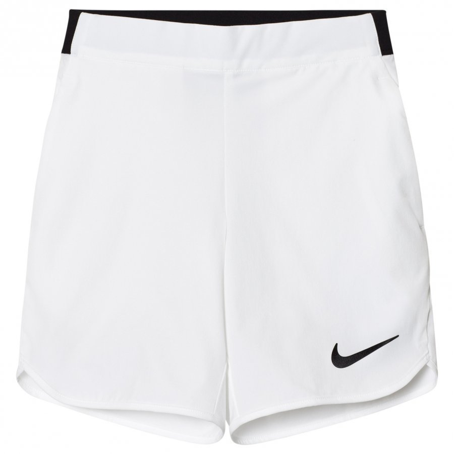 Nike White Flex Ace Tennis Shorts Urheilushortsit