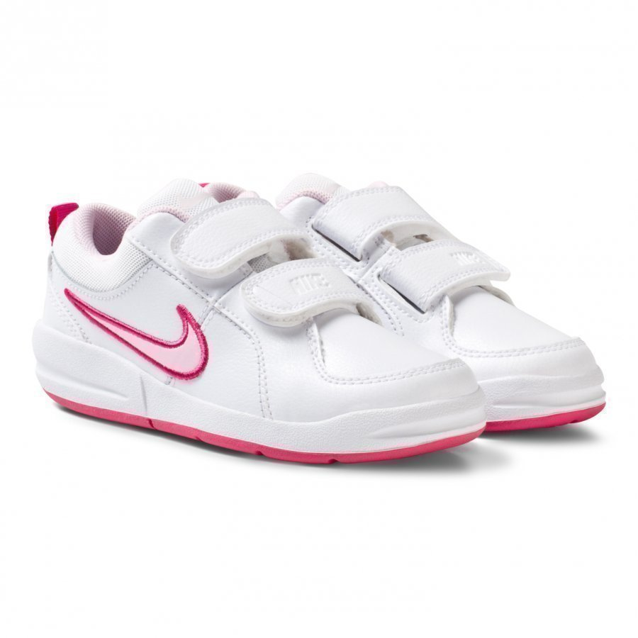 Nike White Nike Pico 4 Shoe Lenkkarit