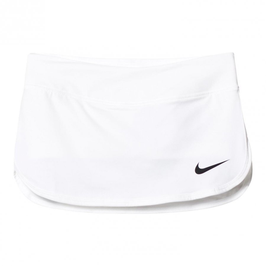 Nike White Pure Skirt Lyhyt Hame