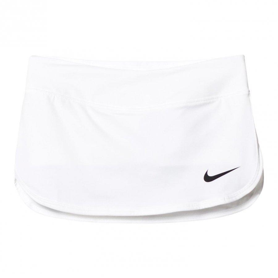 Nike White Pure Skirt Lyhyt Hame