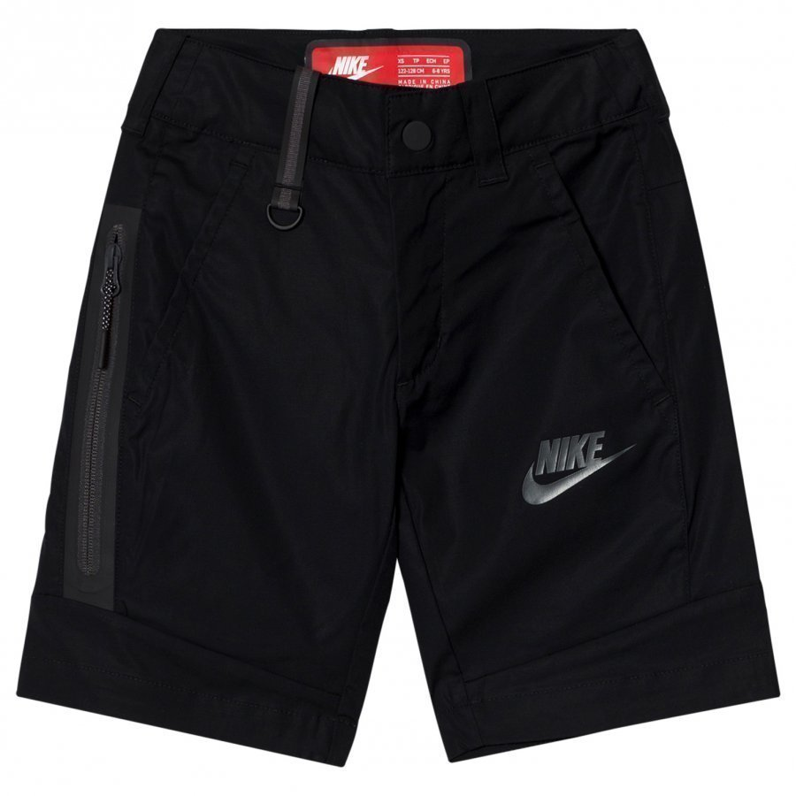 Nike Woven Tech Shorts Black Urheilushortsit