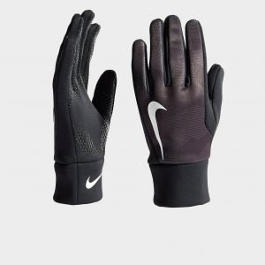 Nike Youth Hyperwarm Hanskat Harmaa