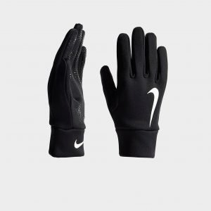 Nike Youth Hyperwarm Hanskat Musta