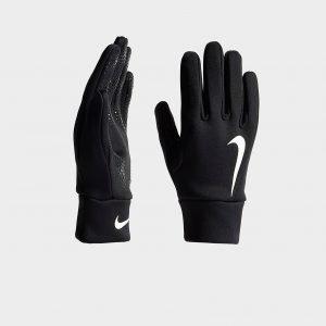 Nike Youth Hyperwarm Hanskat Musta