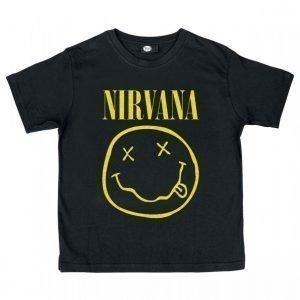 Nirvana Smiley Lasten Paita
